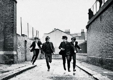 """ビートルズの初主演映画『ハード・デイズ・ナイト』 57年の時をへて超高画質""""4KUltra HD""""でのリリースが決定"""