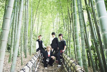 KEYTALK新曲「誓い」が競泳日本代表応援CM曲に決定