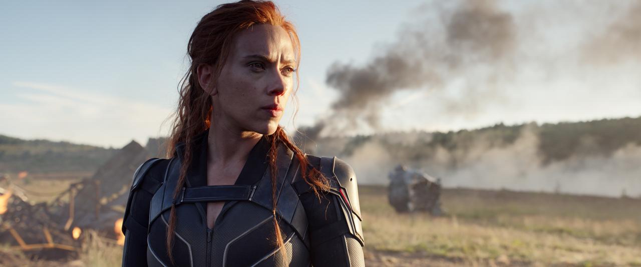 映画『ブラック・ウィドウ』 (C)Marvel Studios 2021