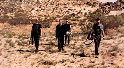 U2来日決定!歴史的名盤『ヨシュア・ツリー』を完全再現!