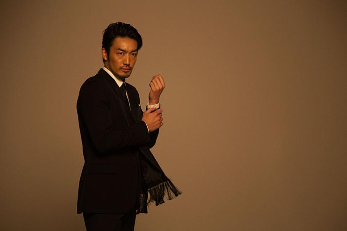 ミュージカル『ボディガード』日本キャスト版 ビジュアル撮影より