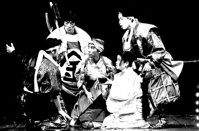 『新羅生門』1992年 本多劇場