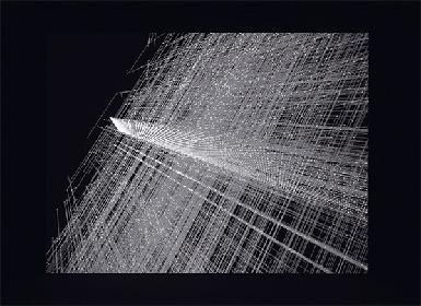池田亮司のオーディオ・ビジュアル作品を3夜連続でオールナイト上演 『Ryoji Ikeda concert pieces』