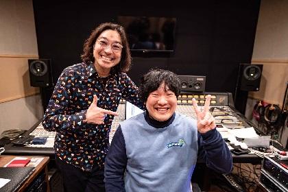 岡崎体育、ポケモン映画最新作の全テーマソングを書き下ろし メインテーマはトータス松本(ウルフルズ)が歌唱