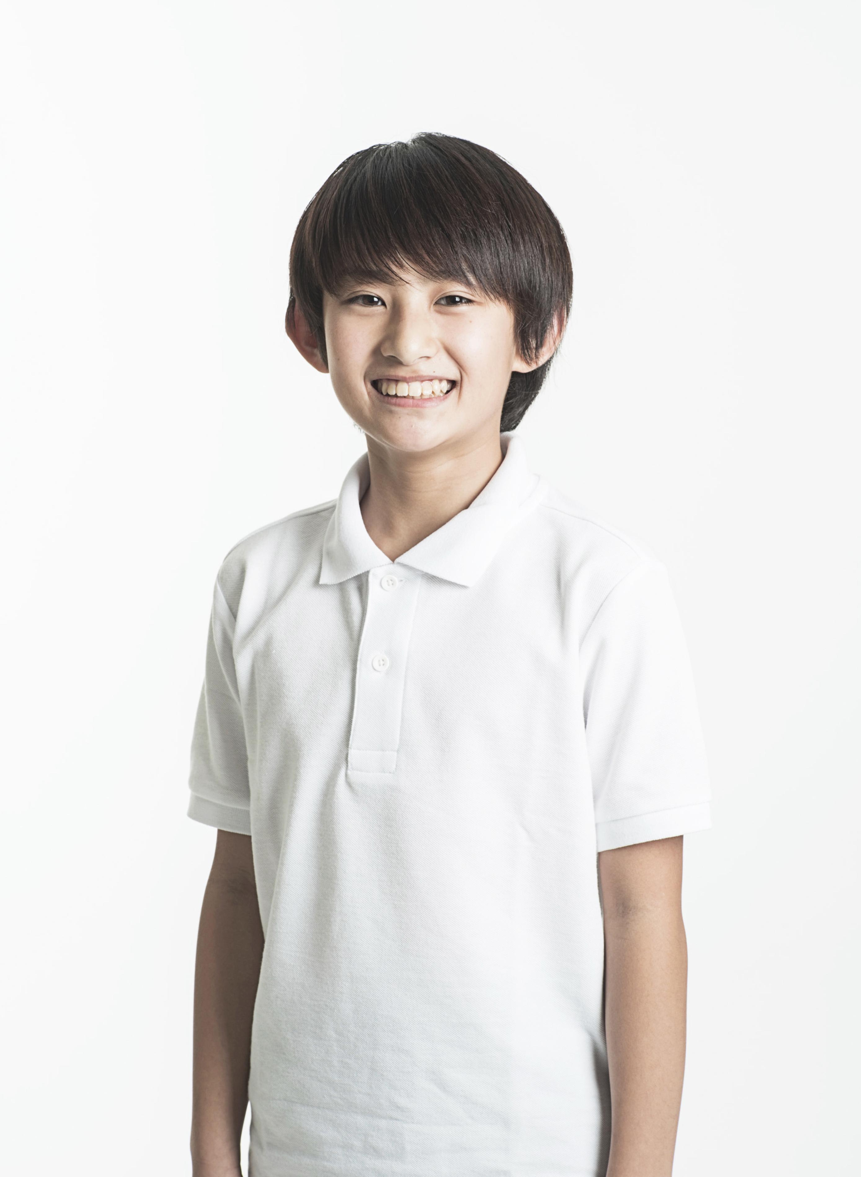 前田晴翔(まえだ・はると)東京出身 12歳