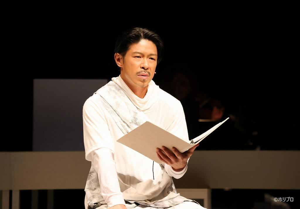 松本利夫(EXILE)(C)ホリプロ  撮影:宮川舞子