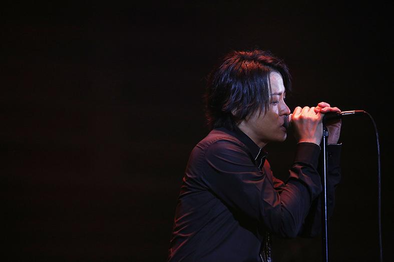RYUICHI photo Susumu Miyawaki