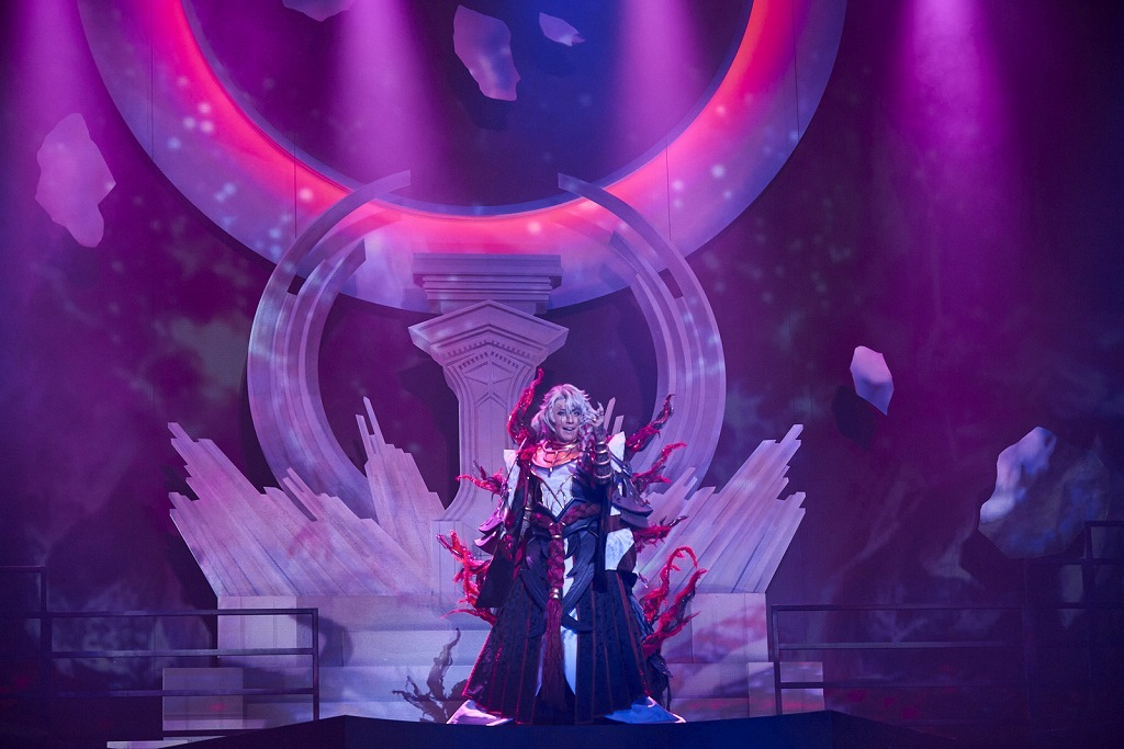 (C)TYPE-MOON / FGO STAGE PROJECT