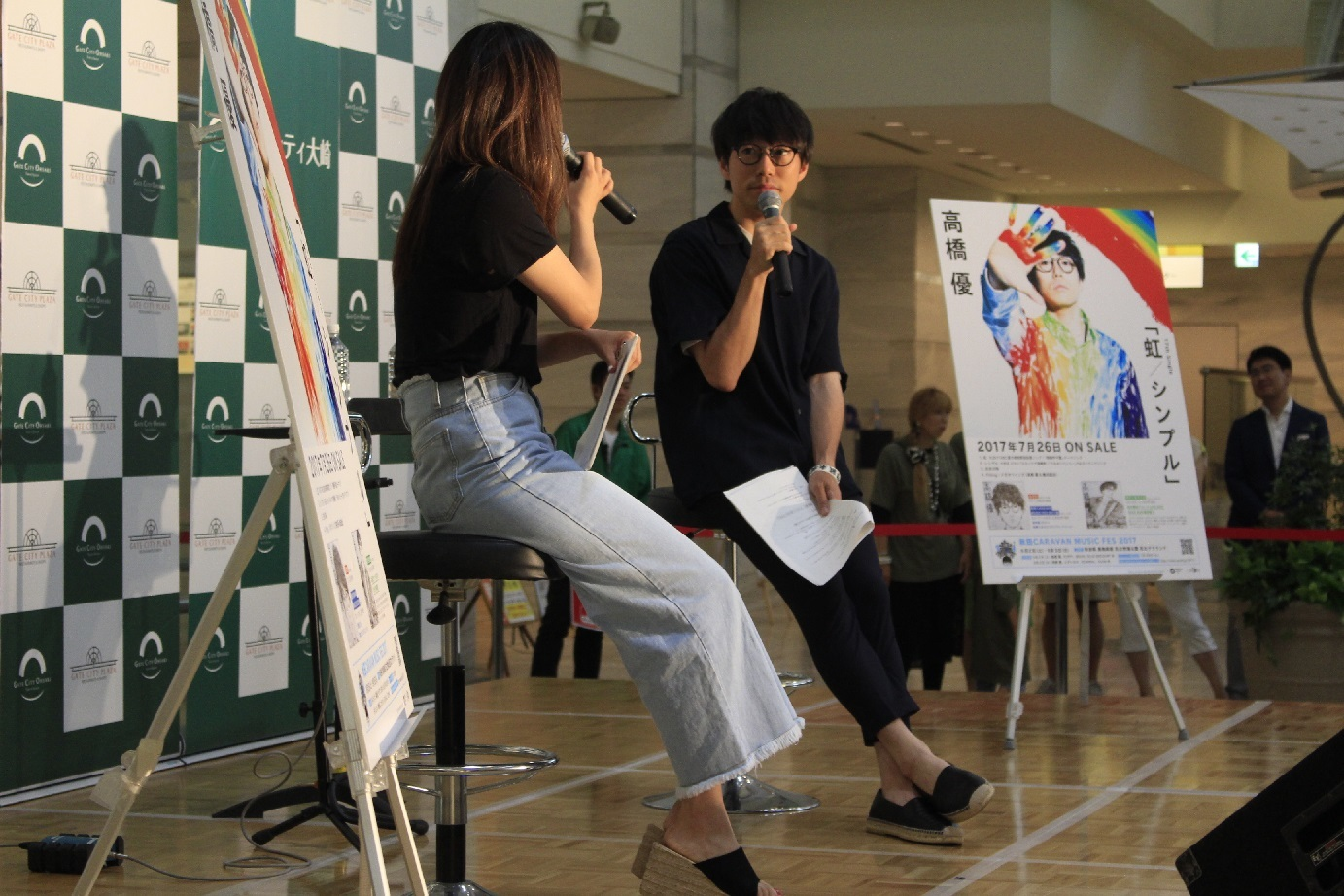 JFN『高橋 優のリアラジ』公開収録