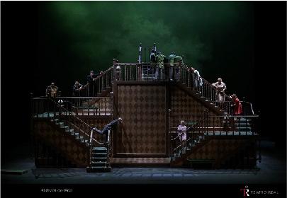 東京二期会、ヘンデル『セルセ』と、ヴェルディが残したシェイクスピアの最高喜劇『ファルスタッフ』を上演