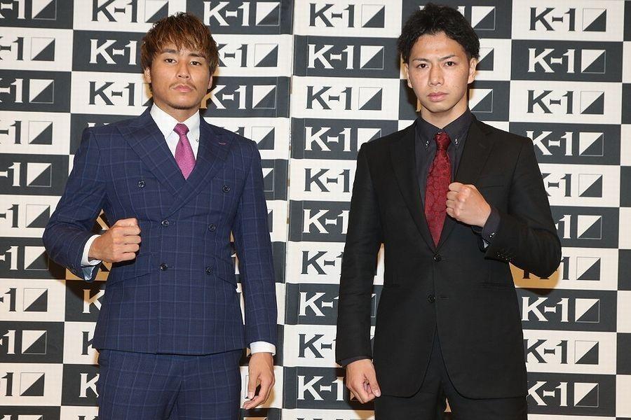 軍司泰斗 vs 亀本勇翔 (C)K-1