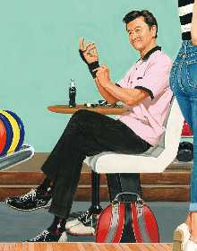 桑田佳祐 & The Pin Boys 「悲しきプロボウラー」全国ラジオチャートで1位獲得
