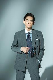 俳優・町田啓太のファッション連載が『WEB Domani』でスタート スタイリッシュな着こなしに「美しい」