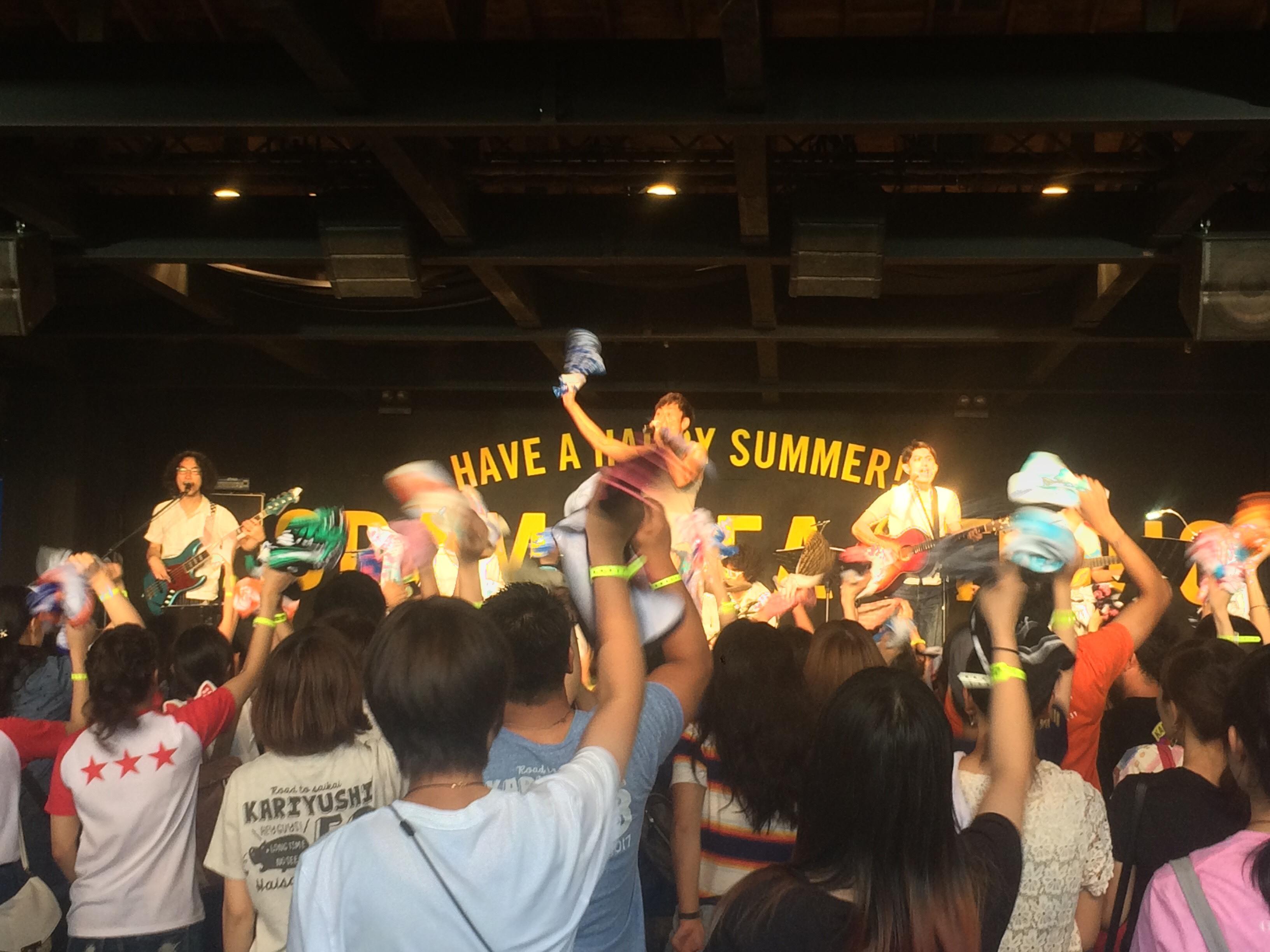 7月1日 クレイ勇輝ステージ