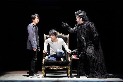 村井良大が演じる人間の二面性と歪み『デスノート THE MUSICAL』ゲネプロレポート