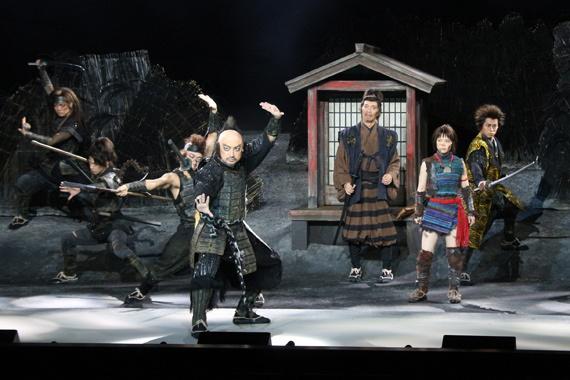 『髑髏城の七人 Season風』開幕 5