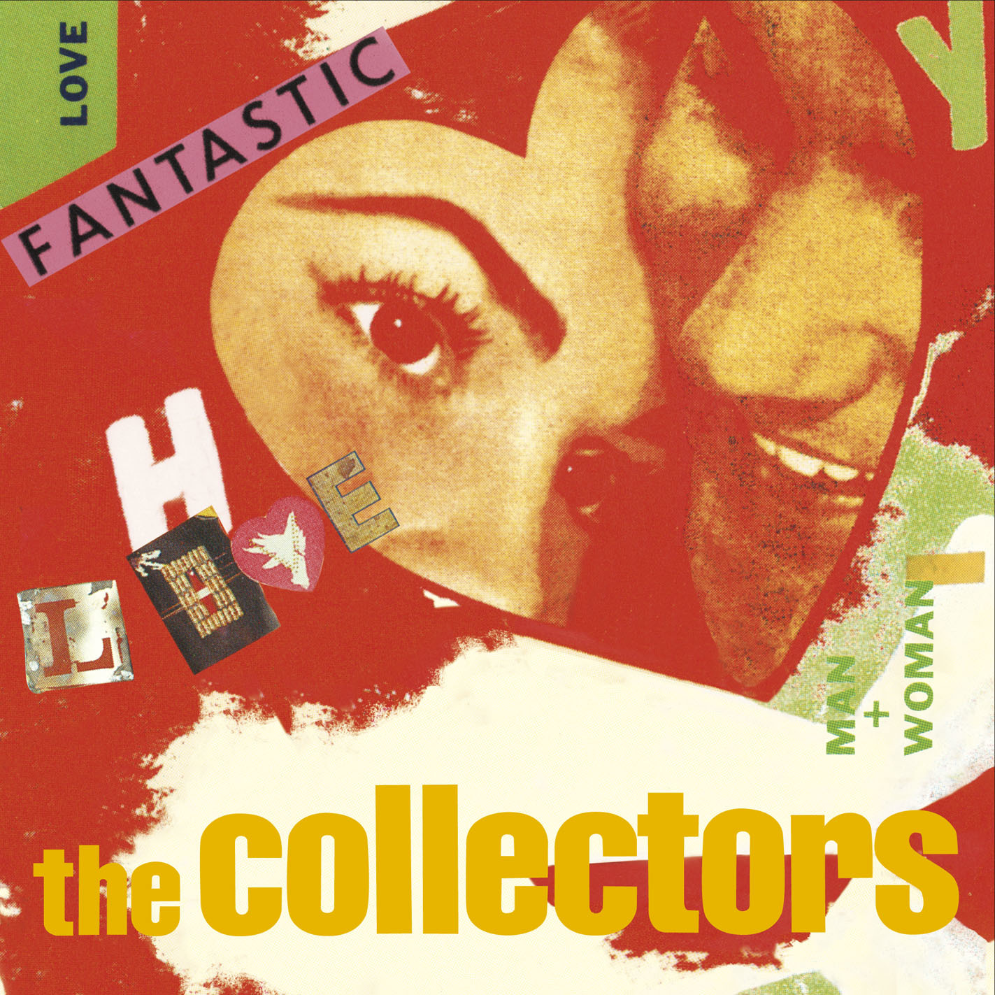 THE COLLECTORS『世界を止めて/恋はヒートウェーヴ (Love Is Like A) HEAT WAVE』