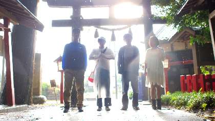 神聖かまってちゃんのレンタル移籍が終了 約3年ぶりオリジナルフルアルバムを発売&ワンマンツアー開催へ