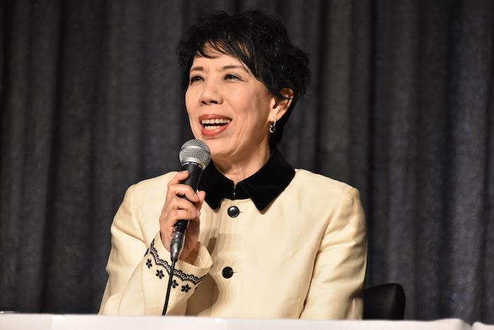 『凱旋門』演出・振付担当の謝珠栄