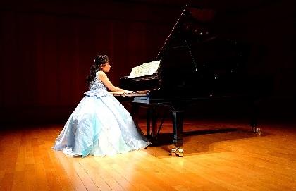 発達障害と向き合うピアニスト野田あすか、浜離宮朝日ホールにてコンサートを開催 新曲を初披露