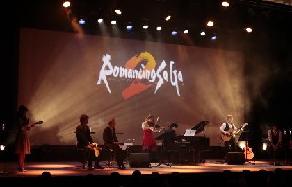 サガシリーズの楽曲をアコースティックで堪能!伊藤賢治がファンを魅了した『SaGa THE STAGE』ミニコンサート&トークイベントレポート