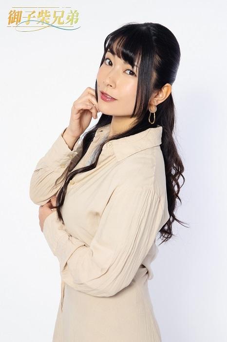 御子柴里穂 役 /春野恵 (C)Enthena