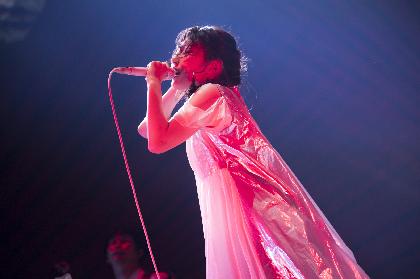 家入レオ、上京から8年、ワンマンライブ88公演目となる全国ツアーファイナルで新曲「もし君を許せたら」を初披露
