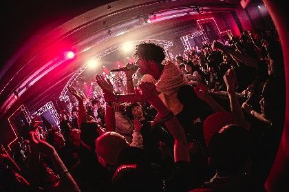 【SPARK!!SOUND!!SHOW!!・山人音楽祭 2019】ステージもフロアも呑み込んだ混沌と昂揚のミクスチャー