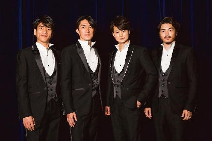 LE VELVETS、10年ぶりにビルボードライブ東京でコンサート開催! 結成13年を振り返り「挑戦また挑戦の日々」