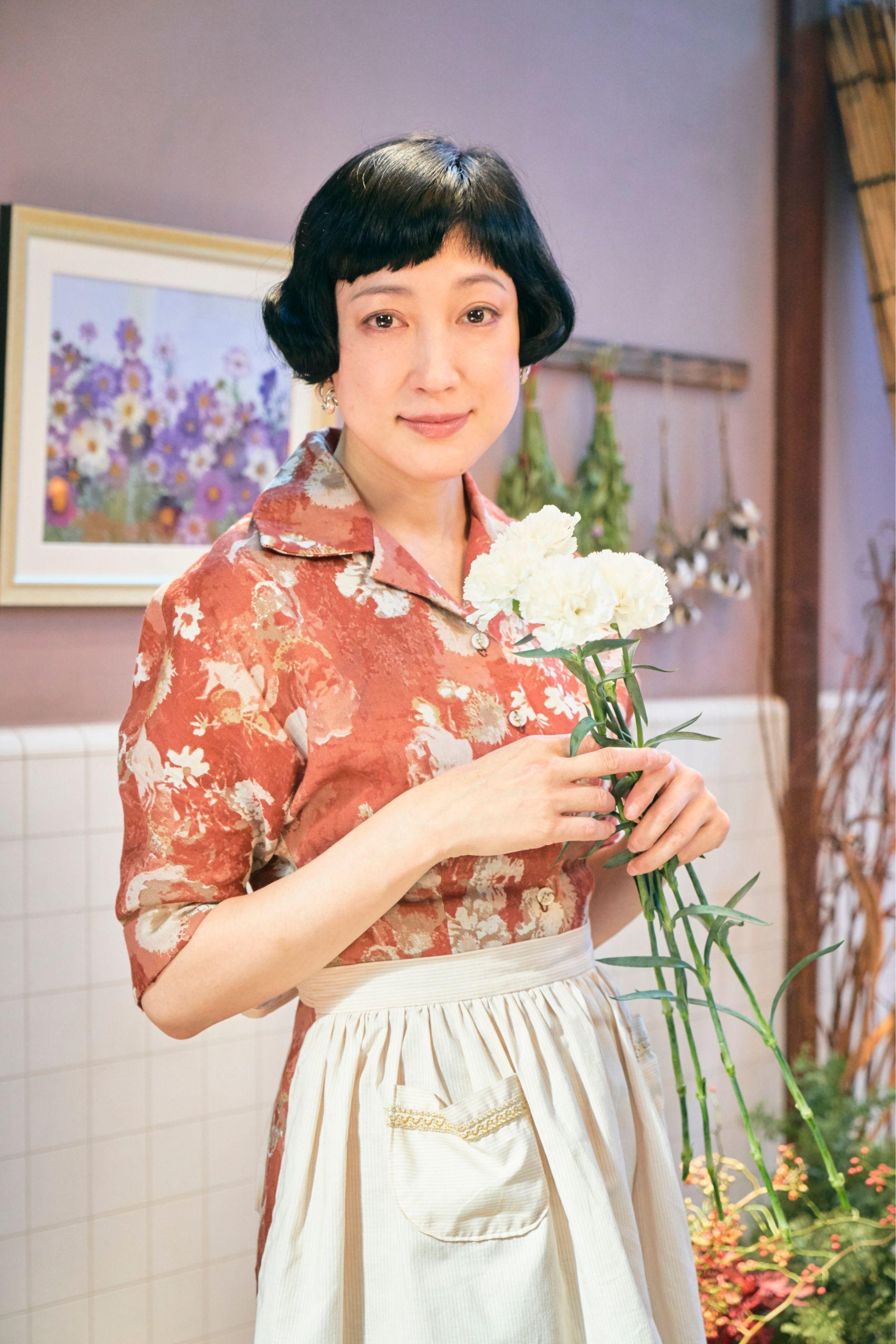 緒川たまき (C)2019『グッドバイ』フィルムパートナーズ