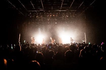 眩暈SIREN、a crowd of rebellion、CY8ER、RAZORが入り混じるイベント『APOSTOLOS TOUR 2020』4組の異⾊アーティストがここに集結
