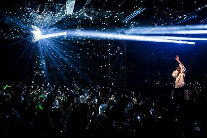 伊東歌詞太郎、2年ぶりの全国ワンマンツアーがスタート「周囲のことが気にならないような素晴らしいライブを僕がやります」