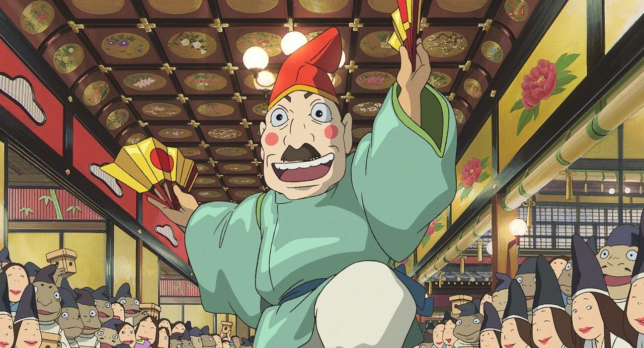 兄 (C)2001 Studio Ghibli・NDDTM