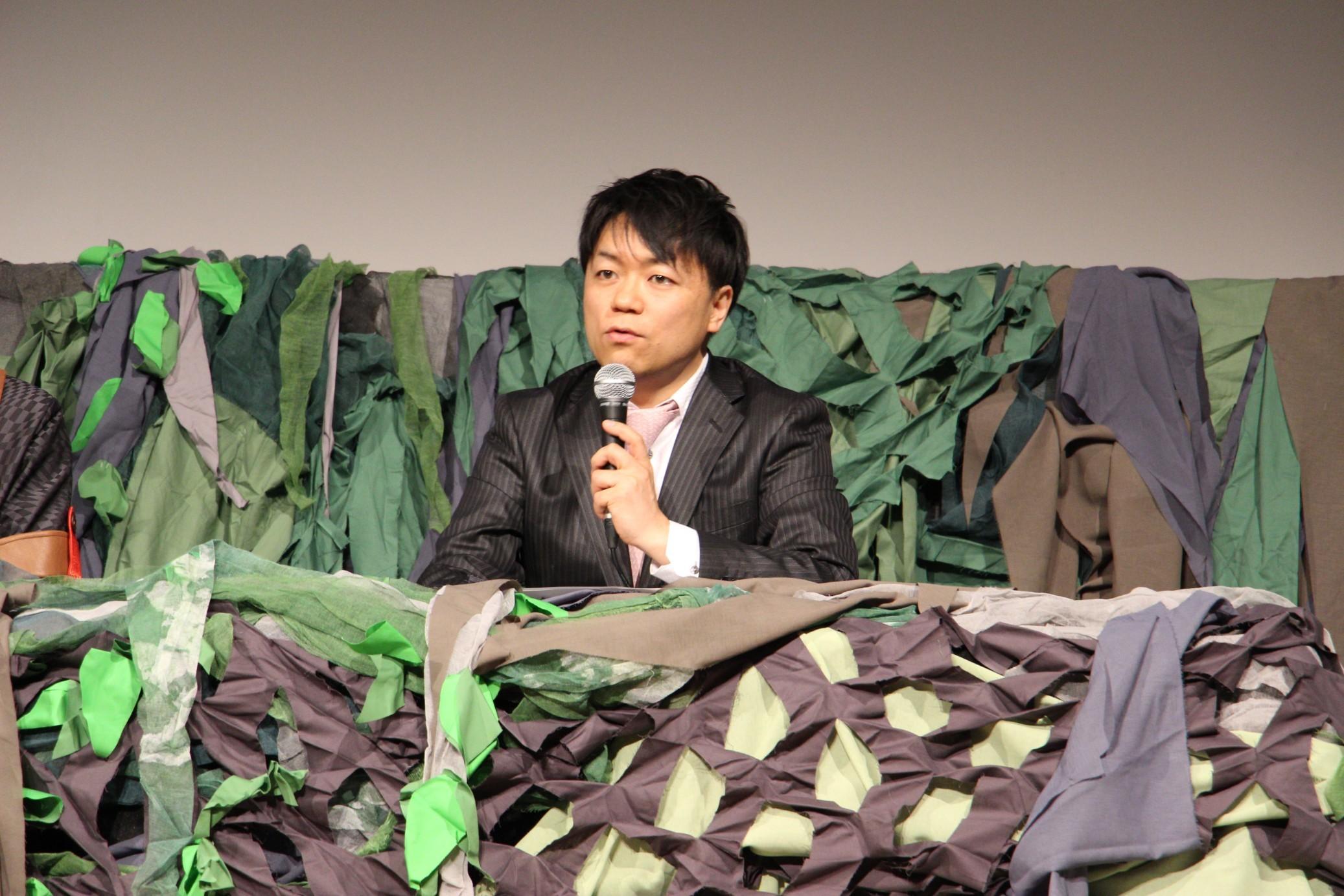 『世界一受けたい授業 THE LIVE 恐竜に会える夏!!』イベントプロデューサー・依田謙一氏