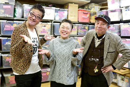 WAHAHA本舗、最後の全体公演『ラスト3』喰始、柴田理恵、大久保ノブオ、インタビュー