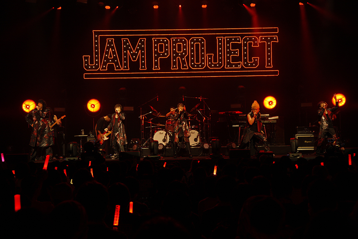 『GET OVER-JAM PROJECT THE LIVE-』