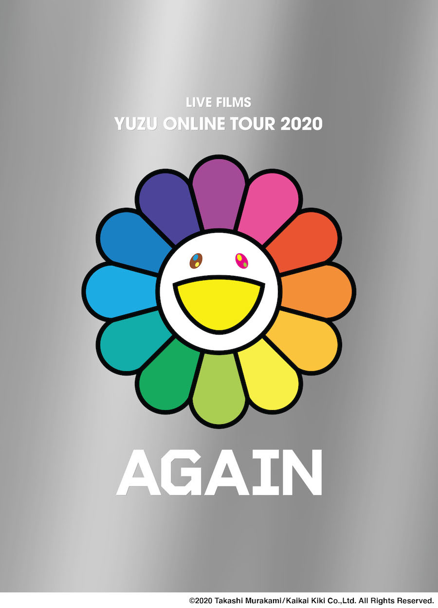 『LIVE FILMS YUZU ONLINE TOUR 2020 AGAIN』