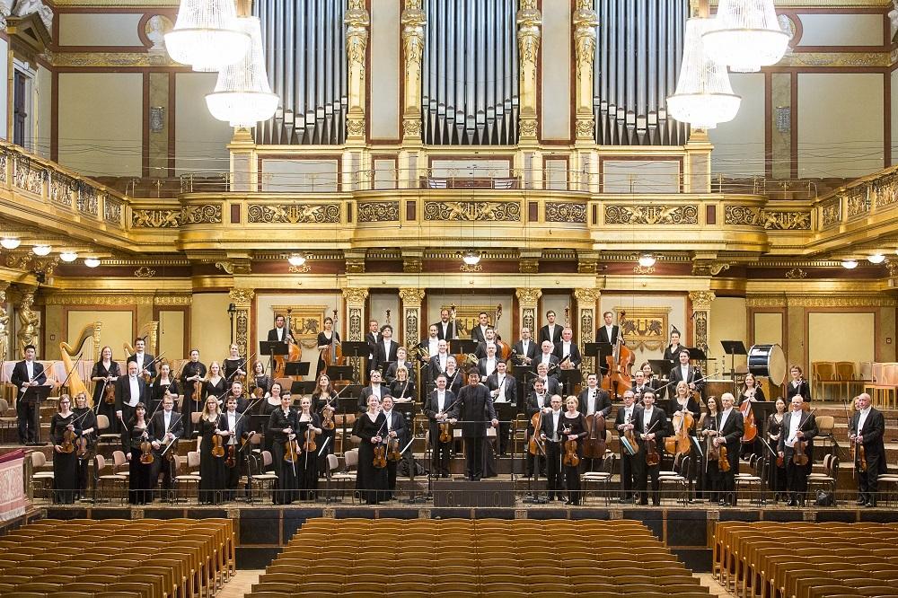 トーンキュンストラ―管弦楽団 (Photo:Werner Kmetitsch)
