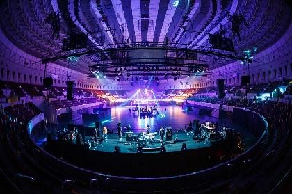 Music zoo KOBE太陽と虎の10周年イベントがアリーナ規模の会場で2日間開催 Day.2は配信限定