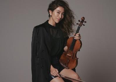 ヴァイオリニスト木嶋真優、8年ぶりにニューアルバム『seasons』をリリース レコーディングに密着したメイキング映像公開