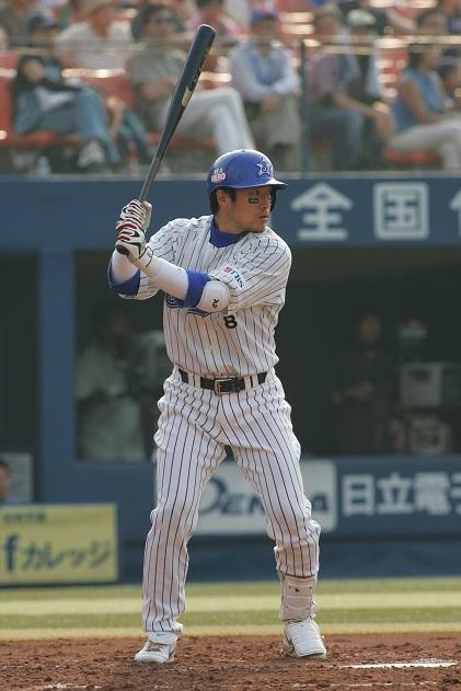 9日(土)の第2戦に登場する、ベイスターズの正捕手として活躍した相川亮二氏