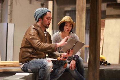 [タニノクロウ×稲田美智子]庭劇団ペニノの新作『蛸入道 忘却ノ儀』は劇団の一つの区切りとして「自分たちだけの劇場をつくる」