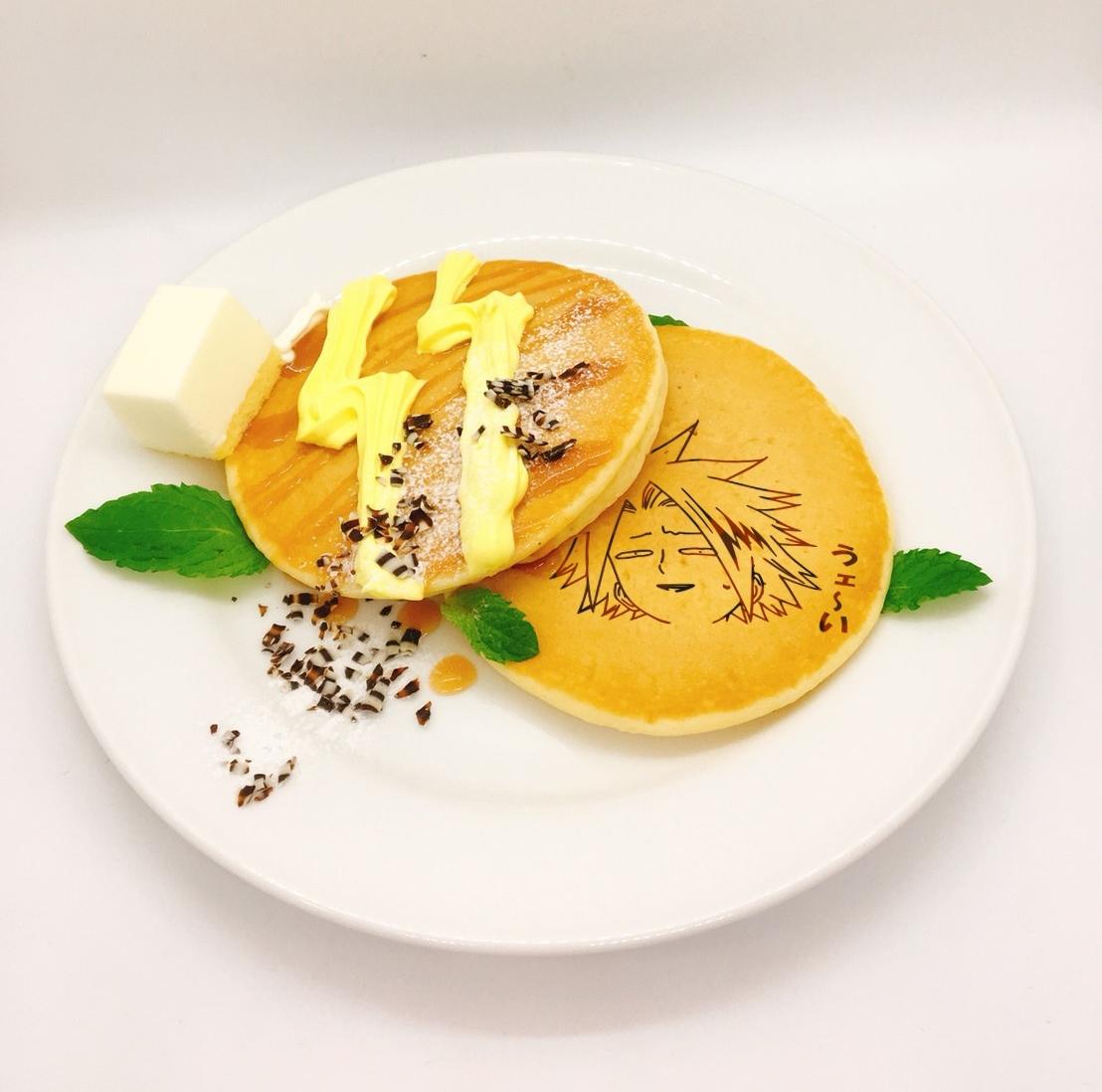うぇ~いうぇ~いパンケーキ:1,000円