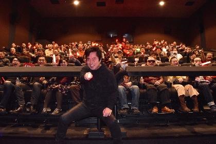 """水木一郎も興奮『劇場版 マジンガーZ / INFINITY』大""""Z""""叫応援上映会で『パシフィック・リム:アップライジング』特別映像を日本初公開"""