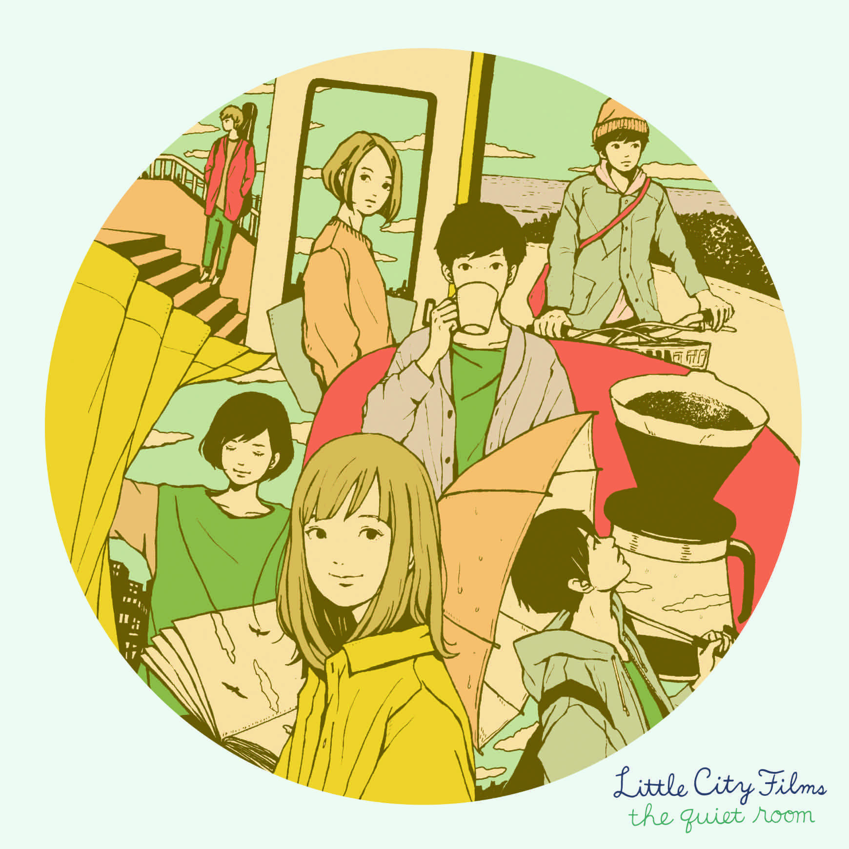 the quiet room『Little City Films』