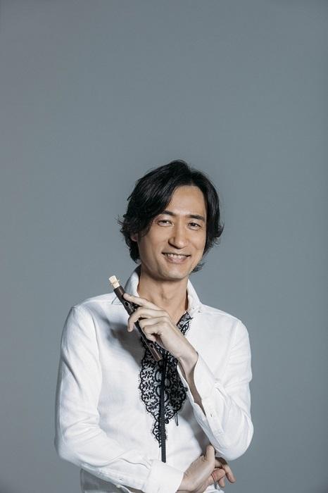東儀秀樹 (C) Ayako Yamamoto