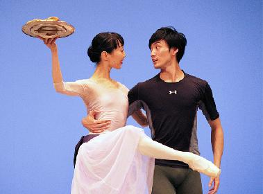 米沢唯&渡邊峻郁が新国立劇場バレエ団『不思議の国のアリス』を語る~「アリスとジャックはピュアな存在」