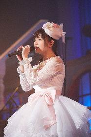竹達彩奈、BEST LIVE『apple feuille』の様子を収めたBlu-ray&DVDを今夏発売 『けいおん!!』楽曲のカバー、メイキング映像も収録
