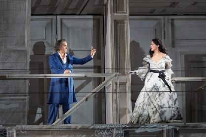 『英国ロイヤル・オペラ・ハウス シネマシーズン 2019/20』オープニングはロイヤル・オペラ『ドン・ジョバンニ』~アーウィン・シュロットが熱演