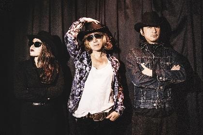 浅井健一&THE INTERCHANGE KILLS、SEXY STONES RECORDS設立20周年企画第2弾となる東名阪ツアーの開催を発表